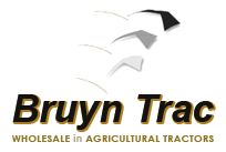 Bruyn Trac - wholesale in agricultural tractors